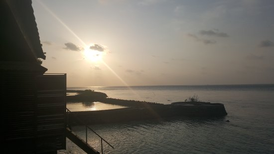 Lily Beach Resort & Spa: 20170429_063849_large.jpg