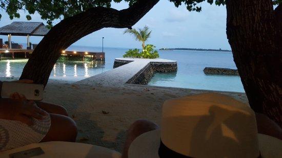 Lily Beach Resort & Spa: 20170426_182522_large.jpg