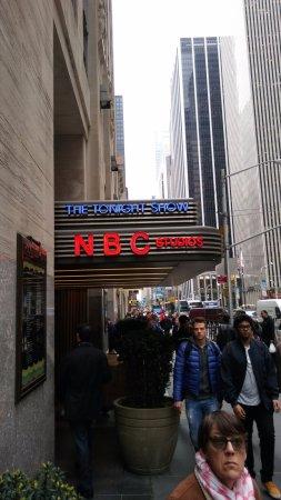 The Tour at NBC Studios: NBC Studios