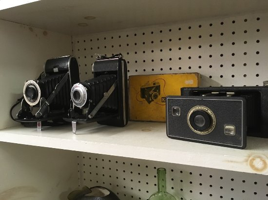 Lake City, FL: some old cameras priced at $59 each