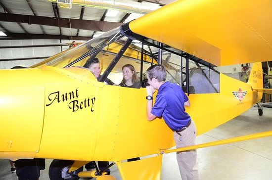 Admission to Aerospace Discovery at the Florida Air Museum with...