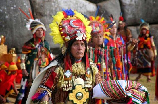 Festival Inti Raymi de Cuzco