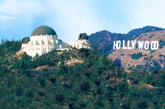Grande City tour de Hollywood