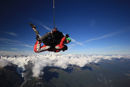 Franz Josef, New Zealand: Picture speaks for itself!