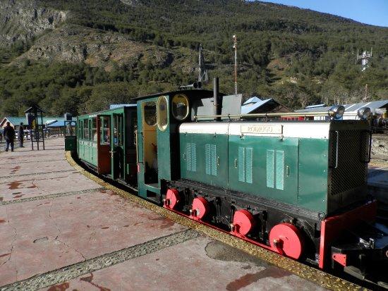 El Tren del Fin del Mundo - Picture of The End of the ...