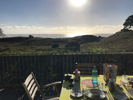 Great Barrier Island, Nueva Zelanda: Breakfast