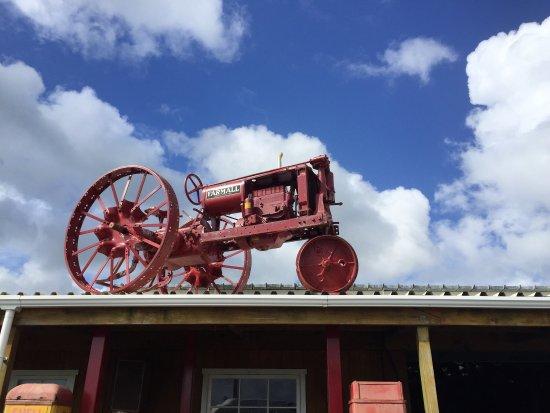 Kaitaia, Νέα Ζηλανδία: Mathew's Vintage Museum
