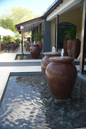 Protea Hotel Livingstone: Serene water features