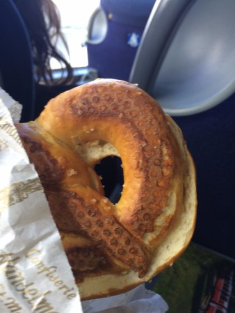 Cafe Hanselmann : Best Pretzels
