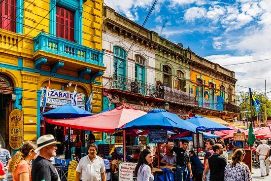 Buenos Aires's most colorful neighborhood! - Review of La Boca ...
