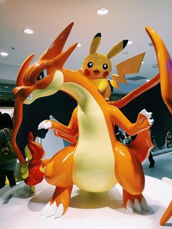 Pokemon Mega Center Tokyo