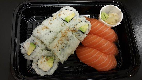 코퀴틀람, 캐나다: Togo Sushi
