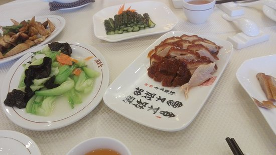 BeiJing Quanjude Roast Duck (HePing Men) : anatra