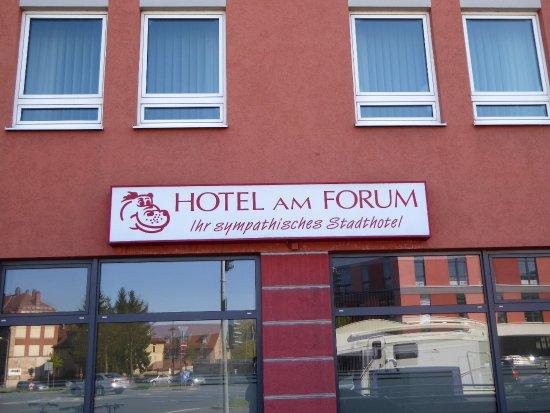 Anschrift HOTEL am FORUM