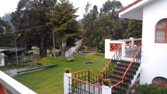 Hotel Stony Croft : Small Garden