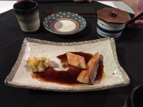 Subiaco, Australia: 鯖魚份量少得可憐,只有兩片,但一試難忘
