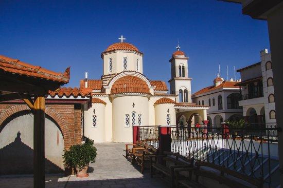 Spili, Grecja: тишина и спокойствие