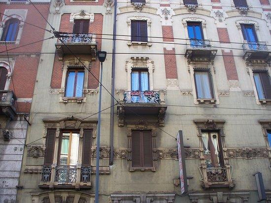 Casa Macchi e Lanfranconi
