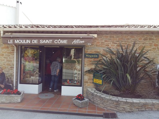 Le Moulin de Saint Come