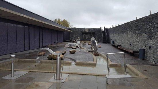 Vodní dům u přehrady Želivka
