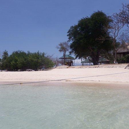 Culion, Filipina: View of Ditaytayan Island's main beach section #1