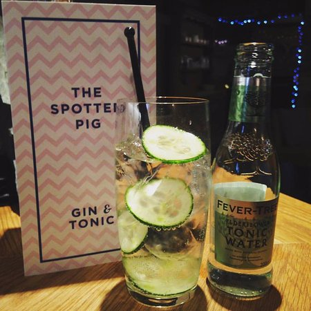 Cockermouth, UK: Try our gin menu!