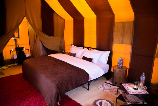 Caravanserai Luxury Desert Camp