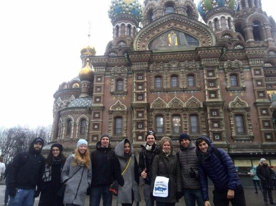 Tour Gratis Rusia