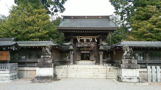 Minakuchi Shrine