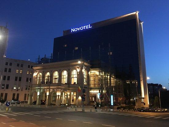 Novotel Bucarest City Centre: photo1.jpg