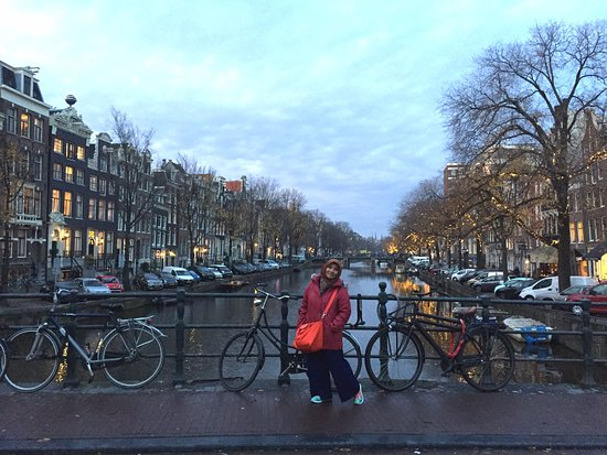 Herengracht: In the morning