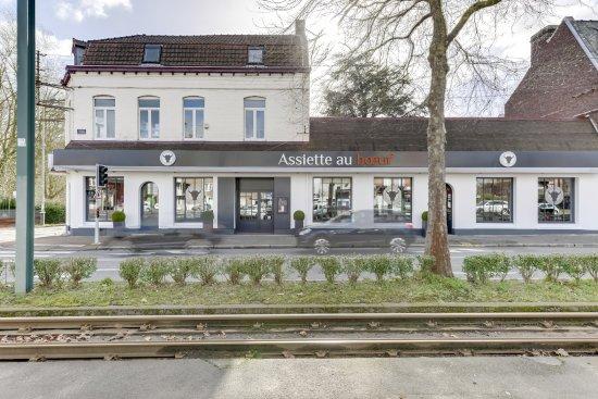 Notre restaurant photo de l 39 assiette au boeuf - Restaurant au bureau villeneuve d ascq ...