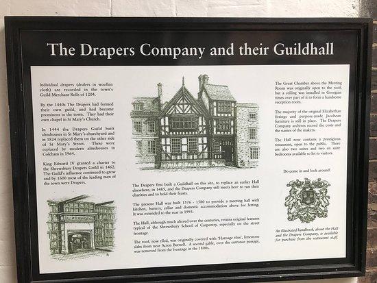 Draper's Hall