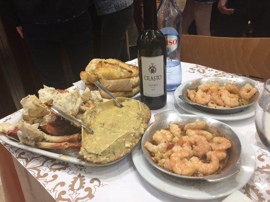 Photo of Seafood Restaurant Cervejaria Ramiro at Avenida Almirante Reis 1, Lisbon 1150-007, Portugal