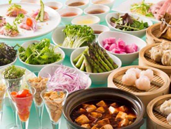 Riho Chinese Restaurant: お食事
