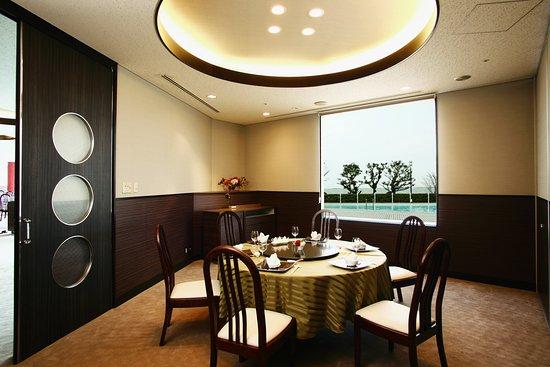 Riho Chinese Restaurant: 内装 個室