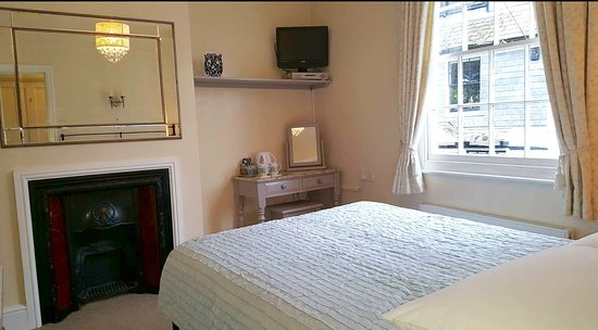 The Old Malt House Bed & Breakfast: Malt House Bedroom