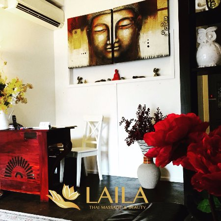 Thai massage Randwick. LAILA Thai Massae & Beauty at The Spot in Randwick
