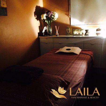 Thai massage Randwick. LAILA Thai Massage & Beauty in Randwick. Cozy massage rooms