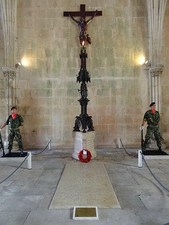 Batalha, Portogallo: Mémorial du soldat inconnu