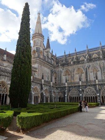 Batalha, Portogallo: Le Cloître