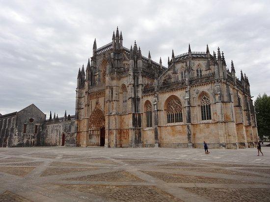 Monastère de Batalha ..