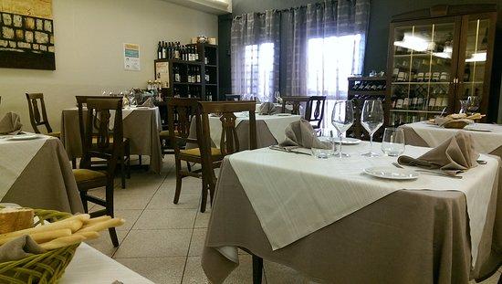 Busca, Italien: Sala da pranzo