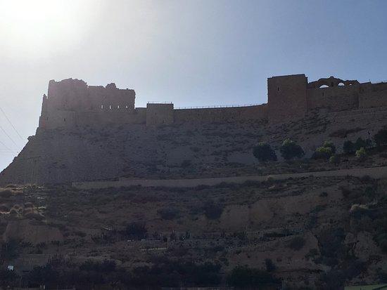 Región del mar Muerto, Jordania: Крепость Керак.