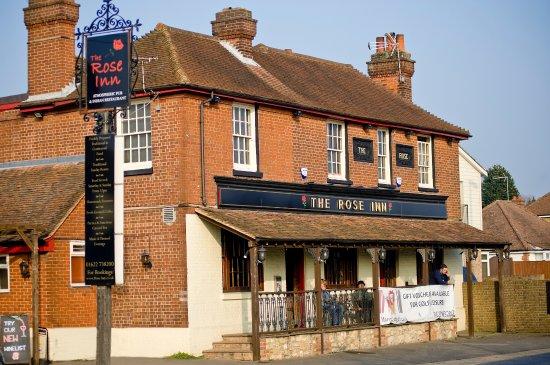 The Rose Inn & Delhi Spice: The Rose Inn, Bearsted