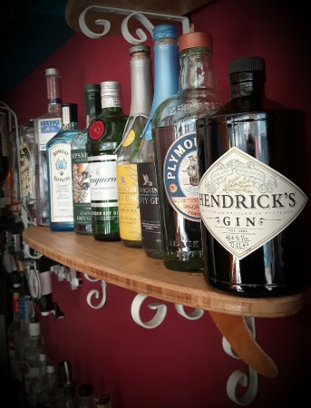 Newquay, UK: Gin is in and we've got all your faves!