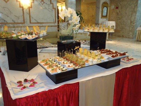 Hotel Belvédère Fourati : cocktail