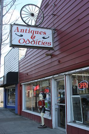 Antiques and Oddities