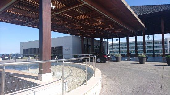 Hotel Sitges: Entrada al hotel