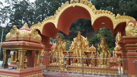 Lord rama in center his brother lakshmana on left mother sita on sita temple lord rama in center his brother lakshmana on left mother sita freerunsca Choice Image